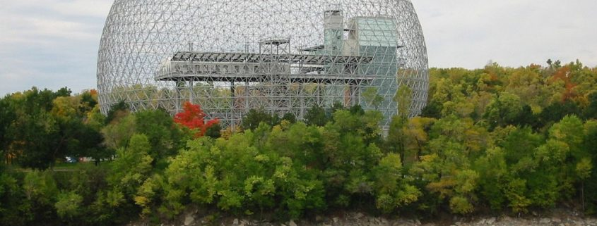 """Biosphère Montréal"" by Cédric THÉVENET. Licensed under CC BY-SA 3.0 via Commons"