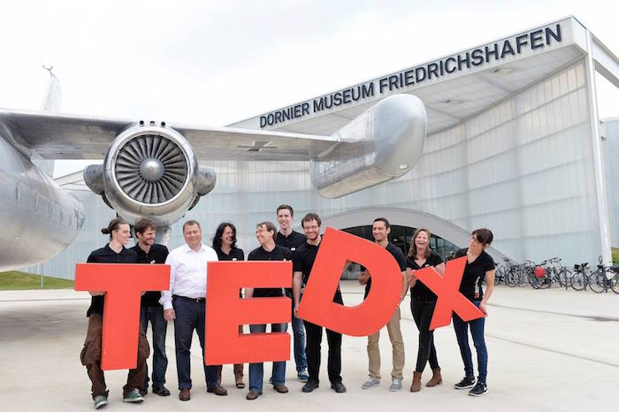 TEDxBodensee im Dornier Museum Friedrichshafen