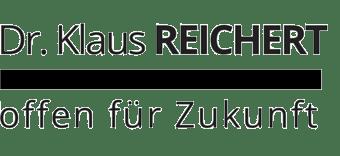 Dr. Klaus Reichert - Berater & Coach Unternehmensentwicklung & Innovation, Zukunft, Management