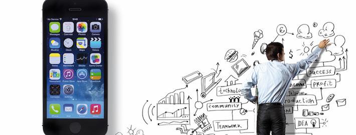 Apps für Entrepreneure - Startups führen mit dem iPhone & einer Wand