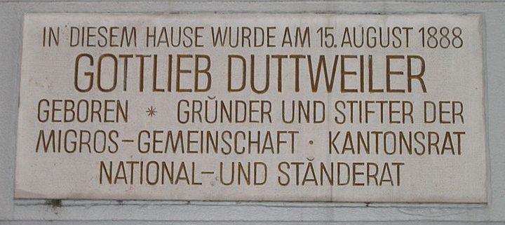 Duttweiler_Tafel