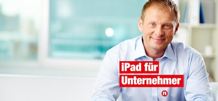 iPad für Unternehmer