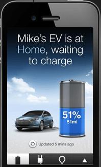 Ford EV App