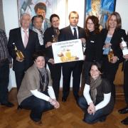 Spendenübergabe Überlingen Saftmobil Bodenseekreis