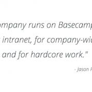 Basecamp Projektmanagement System einführen