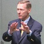 Alan Mulally in der Stanford Vorlesung