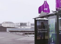 Mini Wind Turbine Reykjavik Island