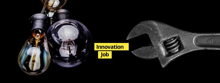 Klaus Reichert's Blog: Innovation Job