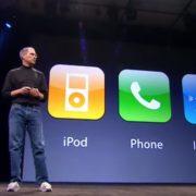 Das iPhone Smartphone startet die nächste Stufe der Digitalisierung