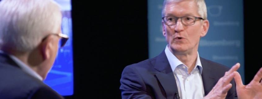 Interview Tim Cook Apple