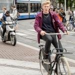 Fahrradfahrer Verkehrswende