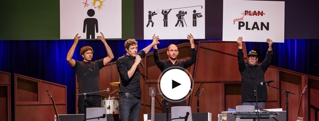 TED Talk OK Go Extreme Ideation