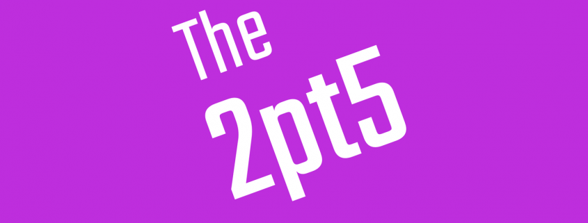 the 2pt5 innovator podcast live