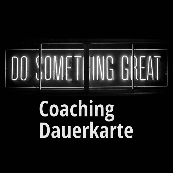 Coaching Dauerkarte