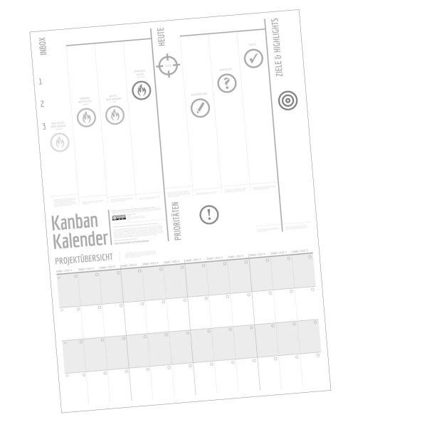 Kanban Kalender