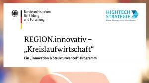 Region Innovativ Kreislaufwirtschaft