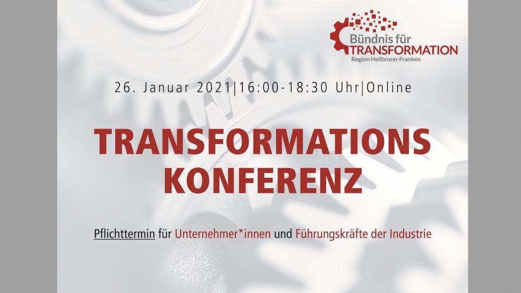 Transformationskonferenz Heilbronn-Franken