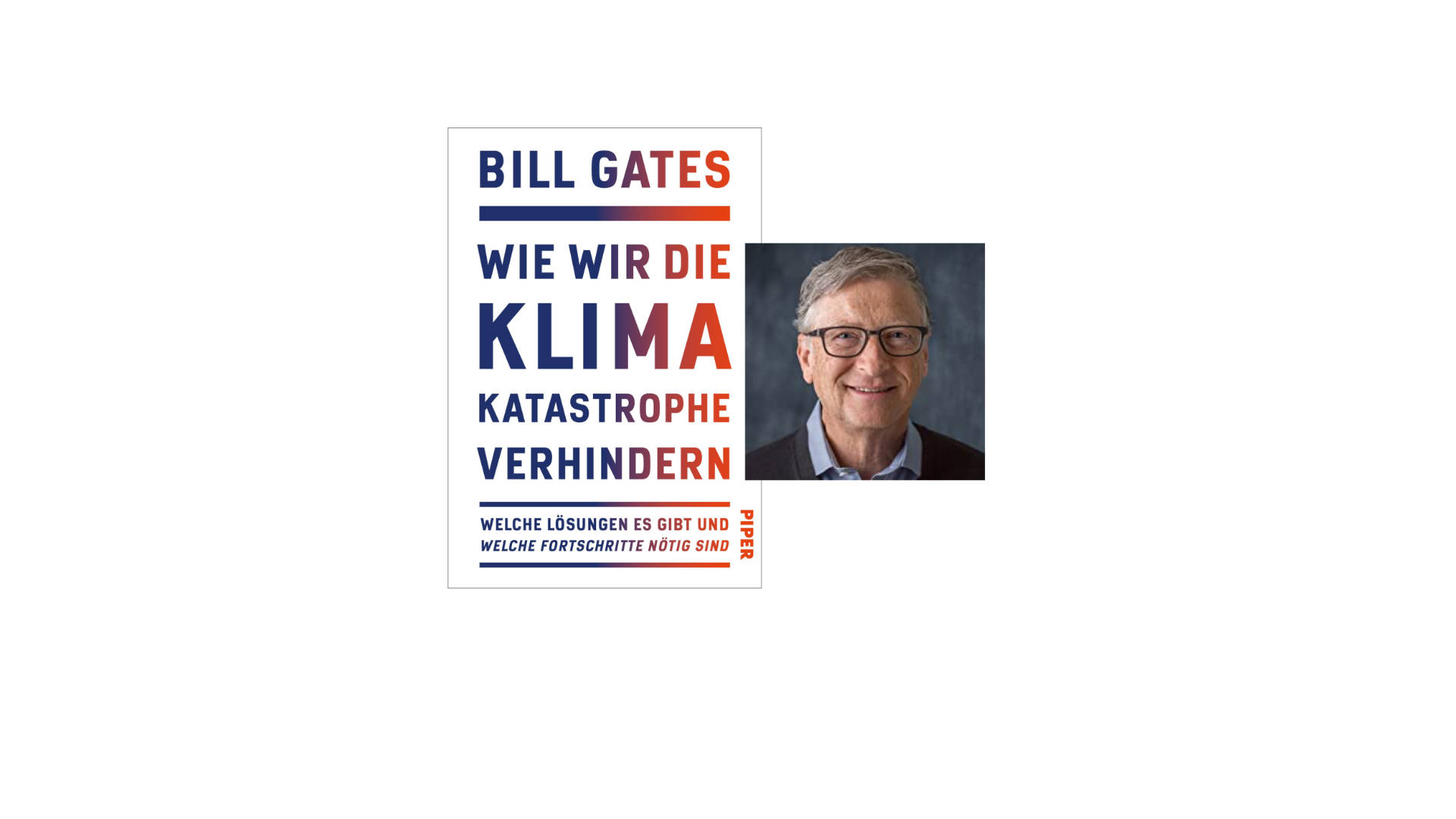 Bill Gates Klimawandel Innovation