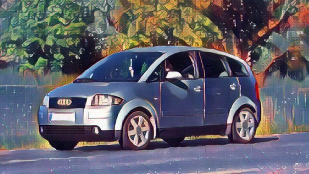Audi A2 elektrisch